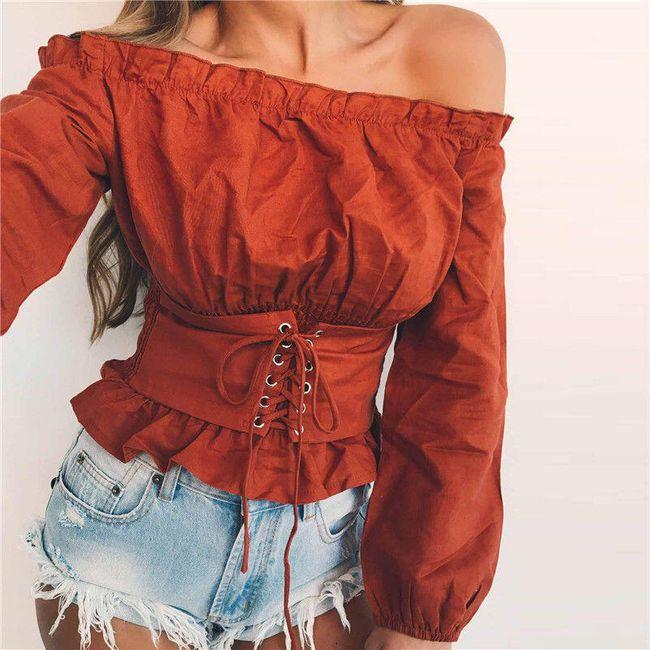 Bayan gömlek Bonni 1