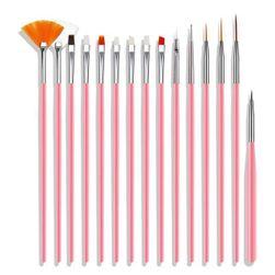 Nail brushes set Athena