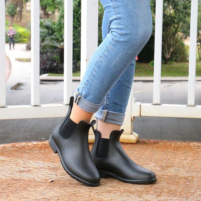 Bayan bot ayakkabı KNU5 1