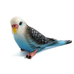Пластмасова фигурка - птичка
