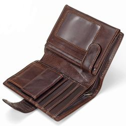 Męski portfel MK499