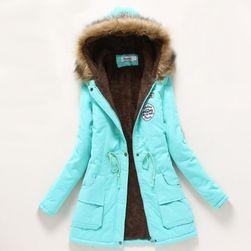 Bayan kışlık ceket Jane Nane-S