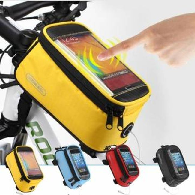 Praktična torba za bicikl 1