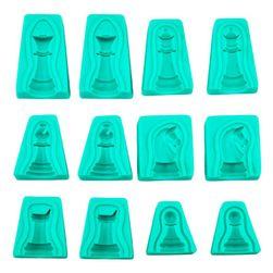 Silikonové formičky na šachy
