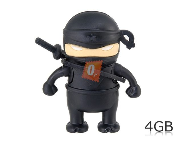 4GB Flashdisk - ninja 1
