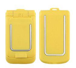 Mini mobilní telefon FLOP7 Žlutá