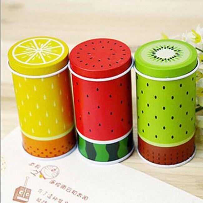 Cutie pt. ceai model fruct 1