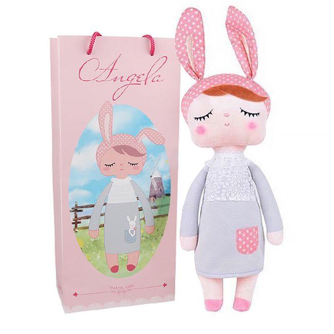 Plyšová panenka pro vaše holčičky - 5 variant 1