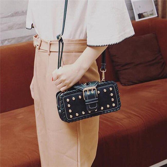Модная маленькая сумочка - разные цвета 1