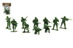 Sada vojaci plast CZ dizajn na karte 11,5x17cm RM_00311488