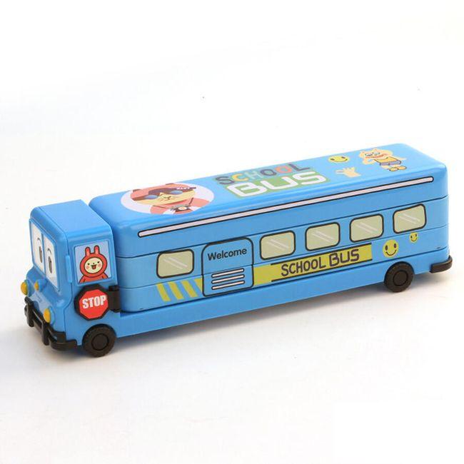 Penál - autobus 1