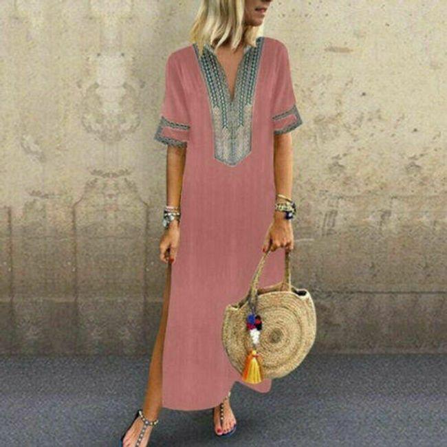 Letní šaty Sea 1