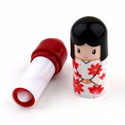 Hidratantni balzam za usne u obliku lutke
