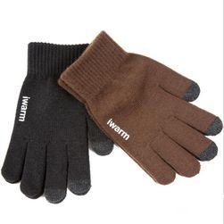 Męskie rękawiczki - różne kolory