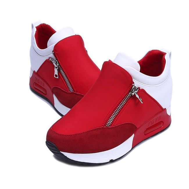 Damskie buty na platformie Reola 1