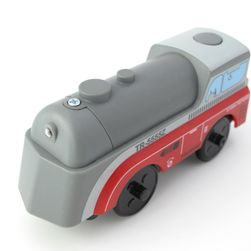 Drvena lokomotiva XJ5