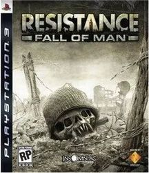 Hra (PS3) Resistance. Fall of Man