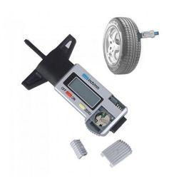 Digitális gumiabroncs-futófelület mélységmérő