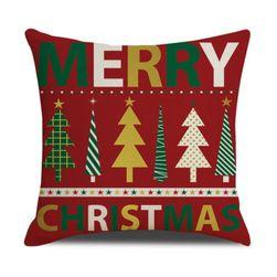 Novogodišnja navlaka za jastuk WF598