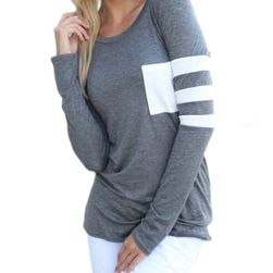 Women's long sleeve bottoming shirt DT478