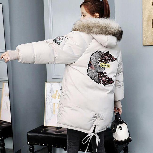 Dámský kabát Winny 1