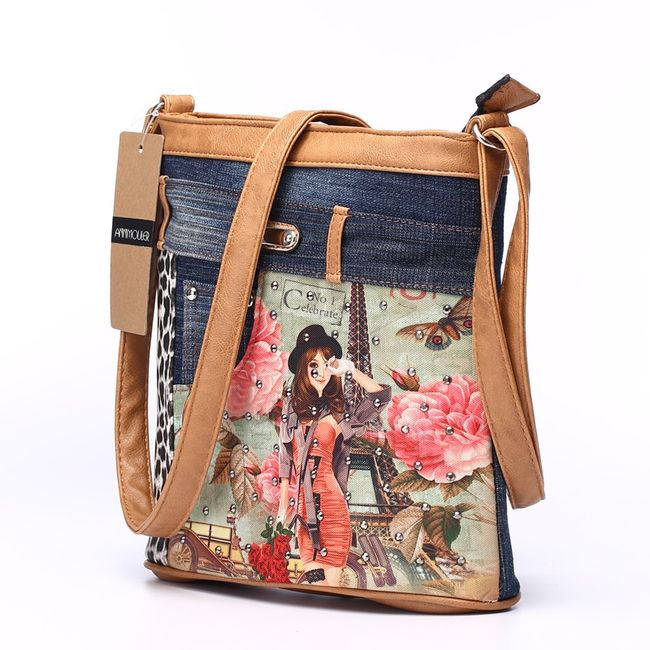 Дамска чанта B03209 1