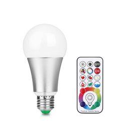 E27 LED žárovka s ovladačem - 10W
