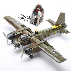 Klocki dla dzieci Ju-88
