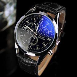 Luxusní pánské hodinky se zajímavým ciefrníkem