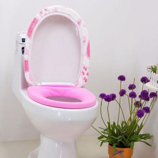 Szőnyegek a WC-ben MKL5 1