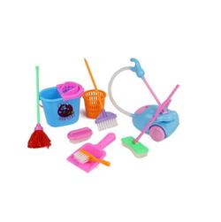 Set za čišćenje - pribor za lutke