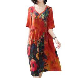 Bayan elbise Rontya