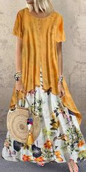 Женское макси платье Penia