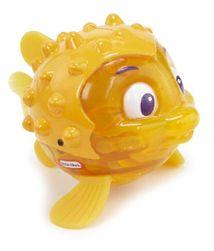 Sparkle Bay Svítící rybka - žlutá RZ_173844