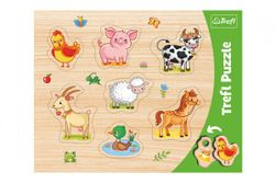 Farma životinja Puzzle  RM_89131305