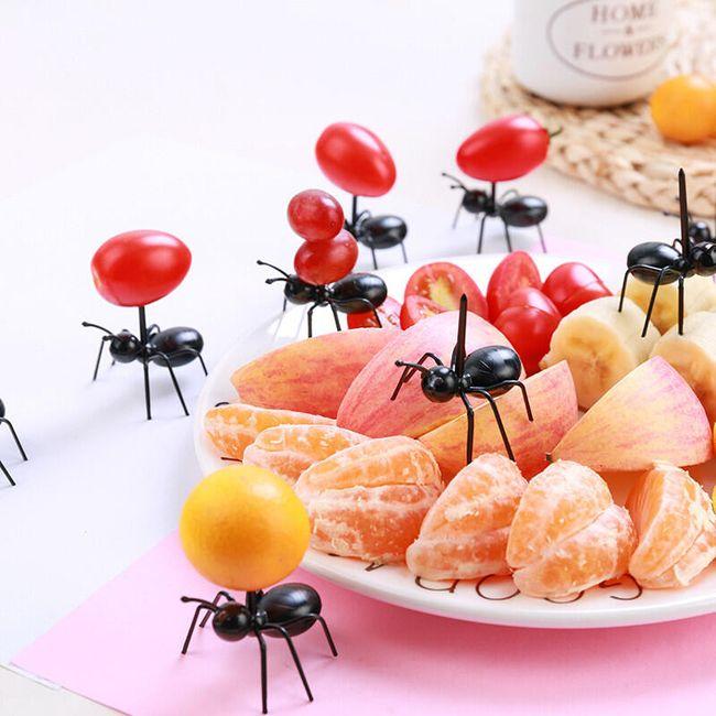 Čačkalice u obliku mrava 1