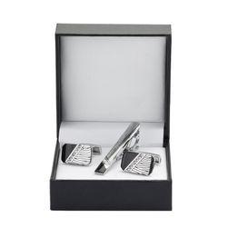 Dárkový set manžetových knoflíků a spony na kravatu - 13 variant