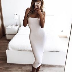 Женское платье без бретелей Natalii