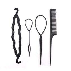 Set pomagala za pravljenje frizura Sonia