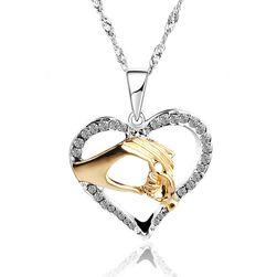 Romantična ogrlica za mame