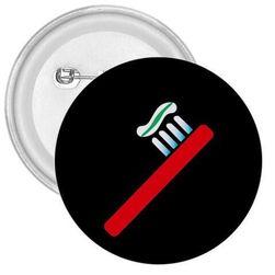 Przypinka Szczoteczka do zębów