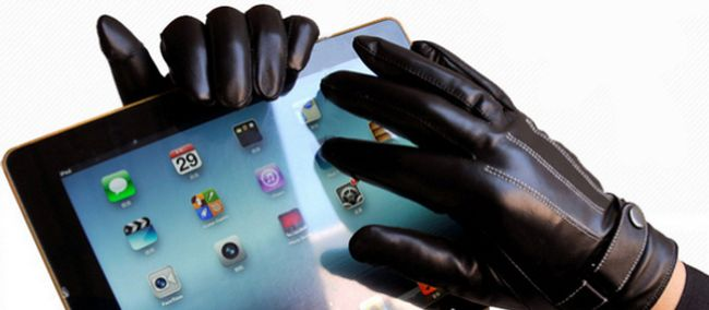 Zimske rukavice za ekran na dodir 1