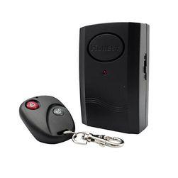 Alarm za motor Honest sa senzorom za udarce + daljinski upravljač
