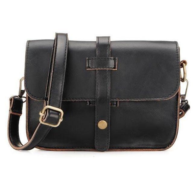 Винтажная сумочка в двух цветах 1