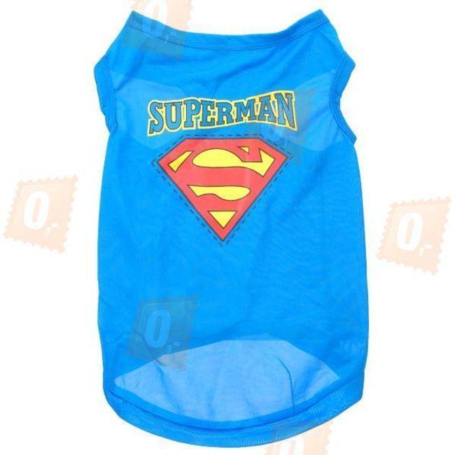 Tricou pentru câine - Superman 1
