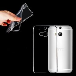 Vékony gumi tok HTC-hez - több típus