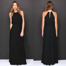 Ženska luksuzna dugačka haljina - 5 boja