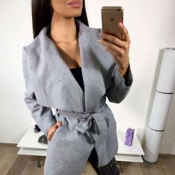 Kratki kaput - Sivi