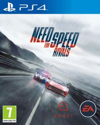 Hra (PS4) Need For Speed: Rivals