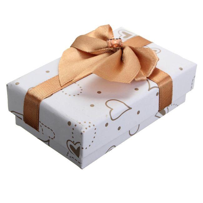 Подарочная коробка для украшений 1